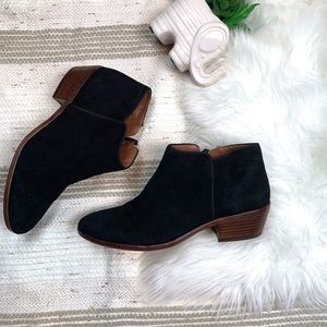 Sam Edelman Shoes - SAM EDELMAN▪️Petty Seude Ankle Bootie. SZ 7.5